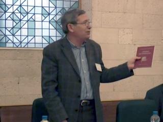 Открытие III-й Международной научной конференции