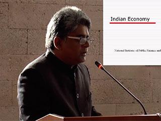 Ратхин Рой. Доклад: Экономический потенциал Индии.