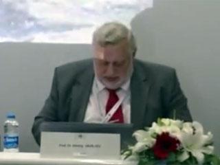 XVII. Türk Tarih Kongresi. Prof. Dr. Dmitriy Vasilyev