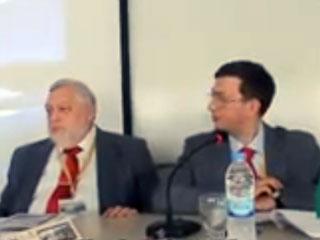 Bayburt Uluslararası Sempozyumunda Prof.Dr.Dmitriy Vasilyev ve Doç.Dr.Alexander Vasilyev'in sunumları