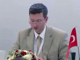 XVII. Türk Tarih Kongresi. Doç. Dr. Alexander Vasilyev