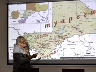 «Мифы о догонах и этнографическая реальность» - лекция Куценкова Пётра Анатольевича