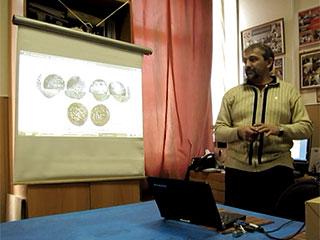 Доклад Е.Ю. Гончарова «Кошелёк Афанасия Никитина»
