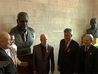 Встреча, приуроченная к 100-летнему юбилею со дня рождения Г.А. Насера и 75-летнему юбилею российско-египетских дипломатических отношений