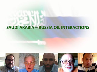 Онлайн-семинар «Saudi Arabia - Russia Oil Interactions» («Саудовская Аравия – Россия: нефтяное взаимодействие»)