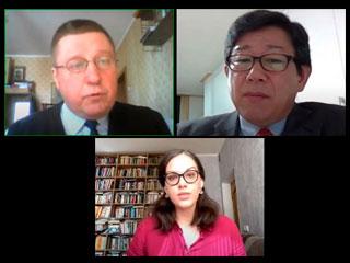 Корейский опыт преодоления коронакризиса. Дискуссия с Александром Воронцовым и Ли Сангмином
