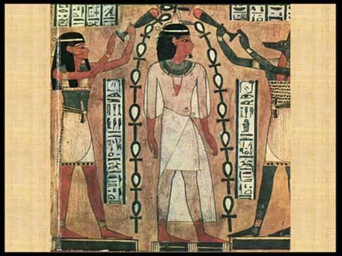 Смысл египетского очистительного ритуала