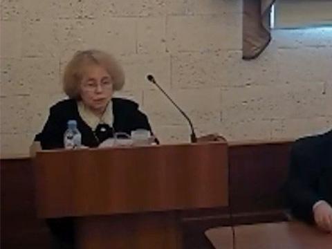 «Новые направления в изучении истории Востока...» доклад Н.М. Горбуновой