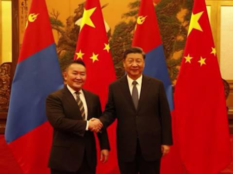 Монголия – КНР: всеобъемлющее стратегическое партнерство