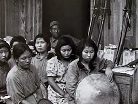 «Женщины для утешения» для императорской японской армии: военное преступление