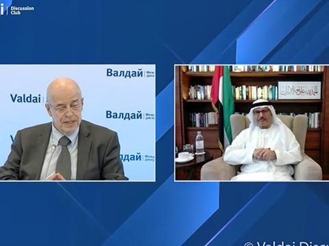 Диалог в диалоге. Спецсессия ближневосточной конференции