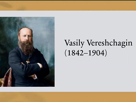 Diaries of Vasily Vereshchagin and his Japanese Series of Prints